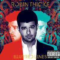 Robin thicke blurred lines album snippets
